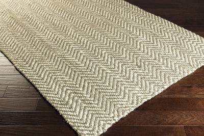 Reeds Ivory/Gray Area Rug