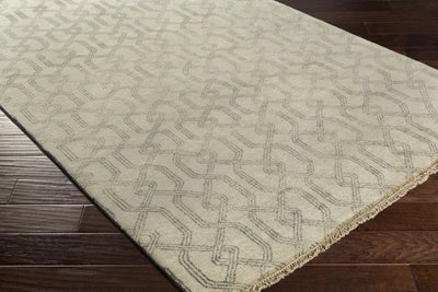 Stanton Charcoal/Light Gray Area Rug