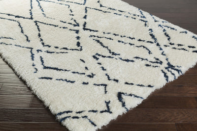 Scout Cobalt/Light Gray Area Rug