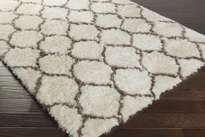 Scout Light Gray/Olive Area Rug
