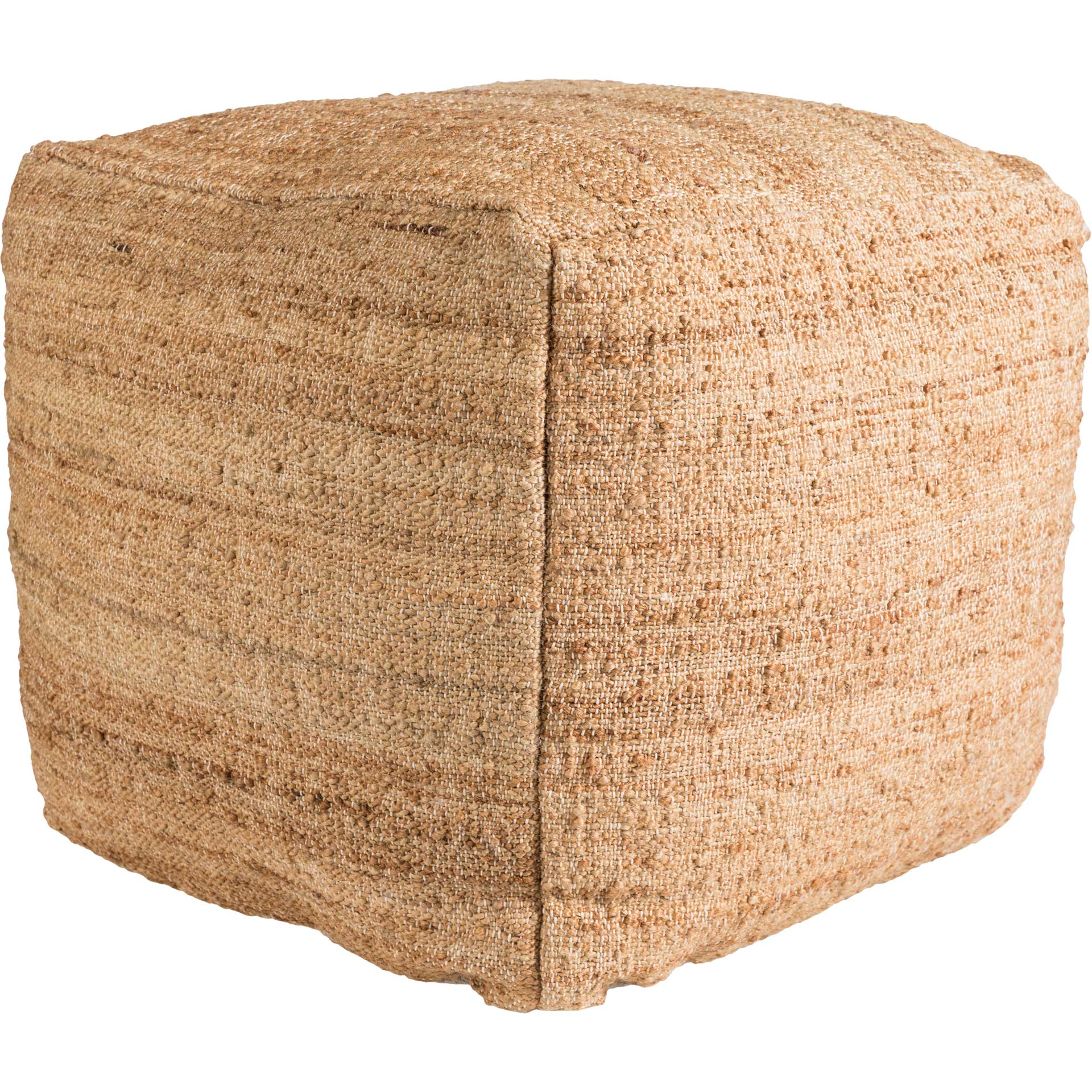 Seaside Pouf Camel
