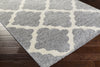 Swift Light Gray/Ivory Area Rug