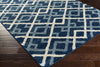 Swift Cobalt/Slate/Ivory Area Rug