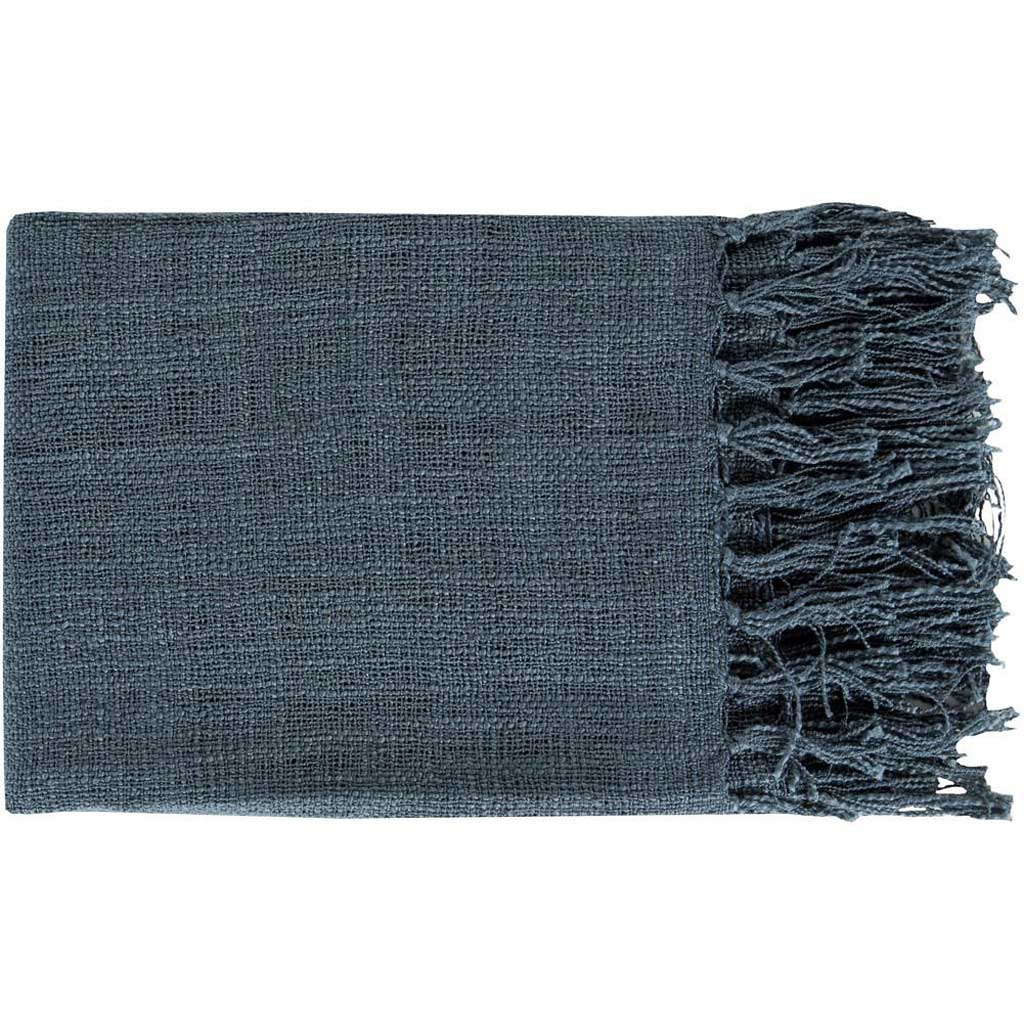 Tilda Solid Navy Throw