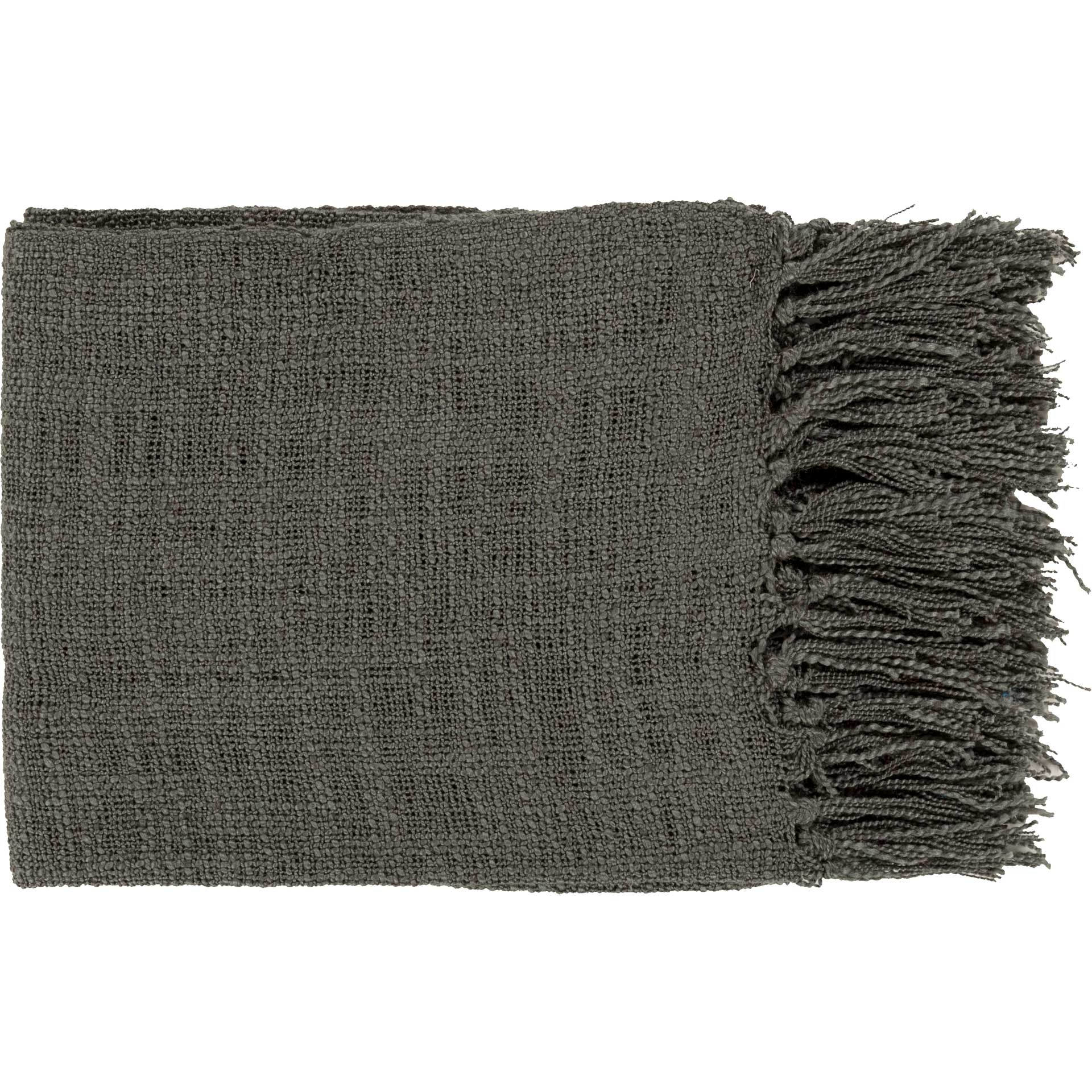 Tiara Throw Charcoal