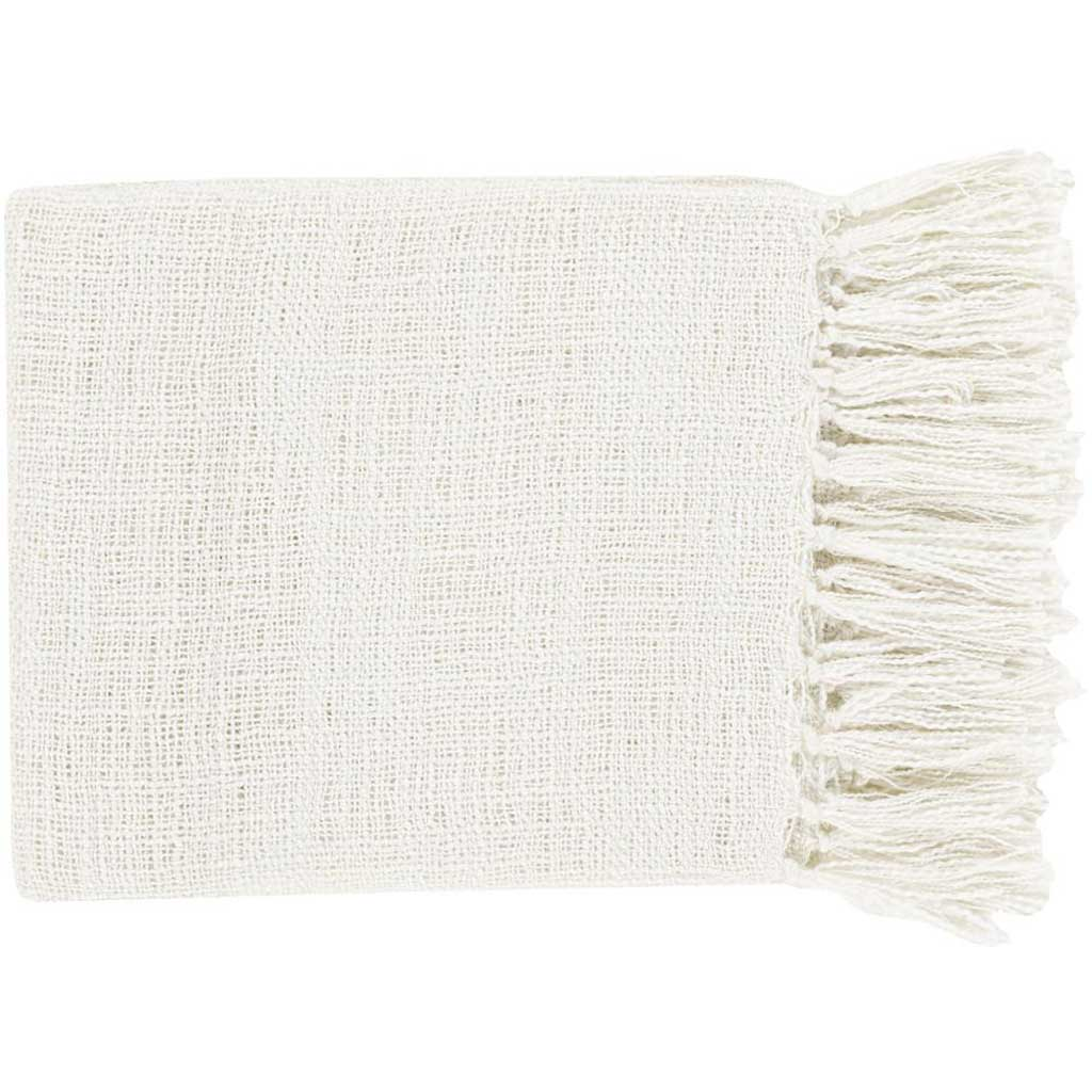 Tilda Solid Neutral Throw