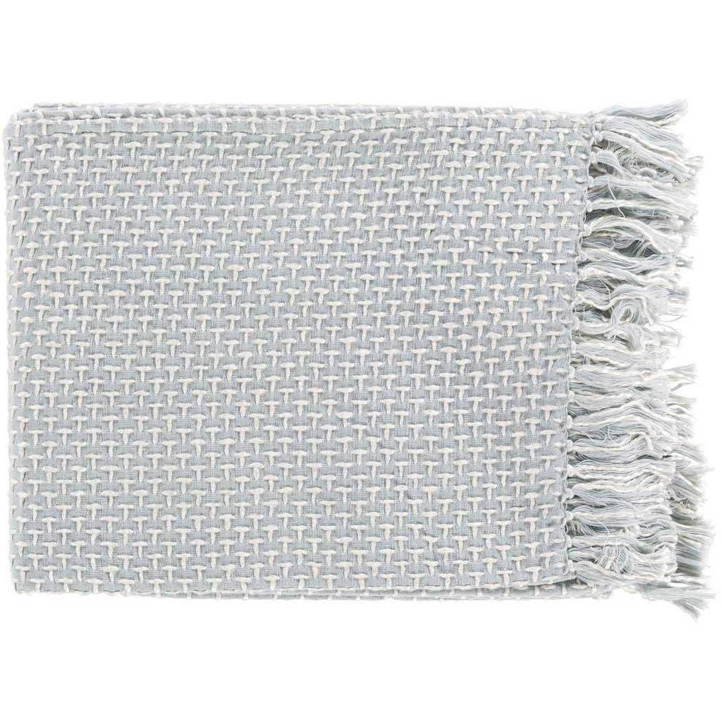 Tierney Textural Gray Throw