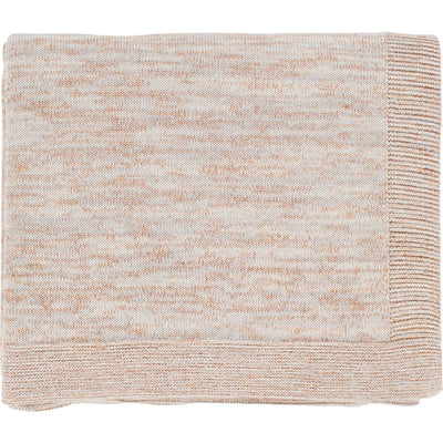 Treasure Throw Cream/Light Gray/Copper