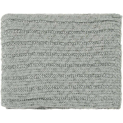 Timothy Textural Green Throw