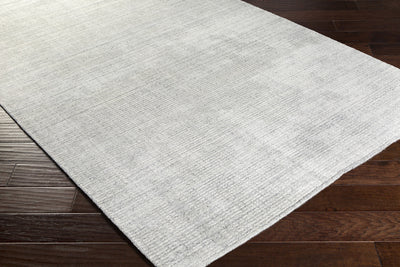 Templeton Light Gray/Charcoal/Ivory Area Rug
