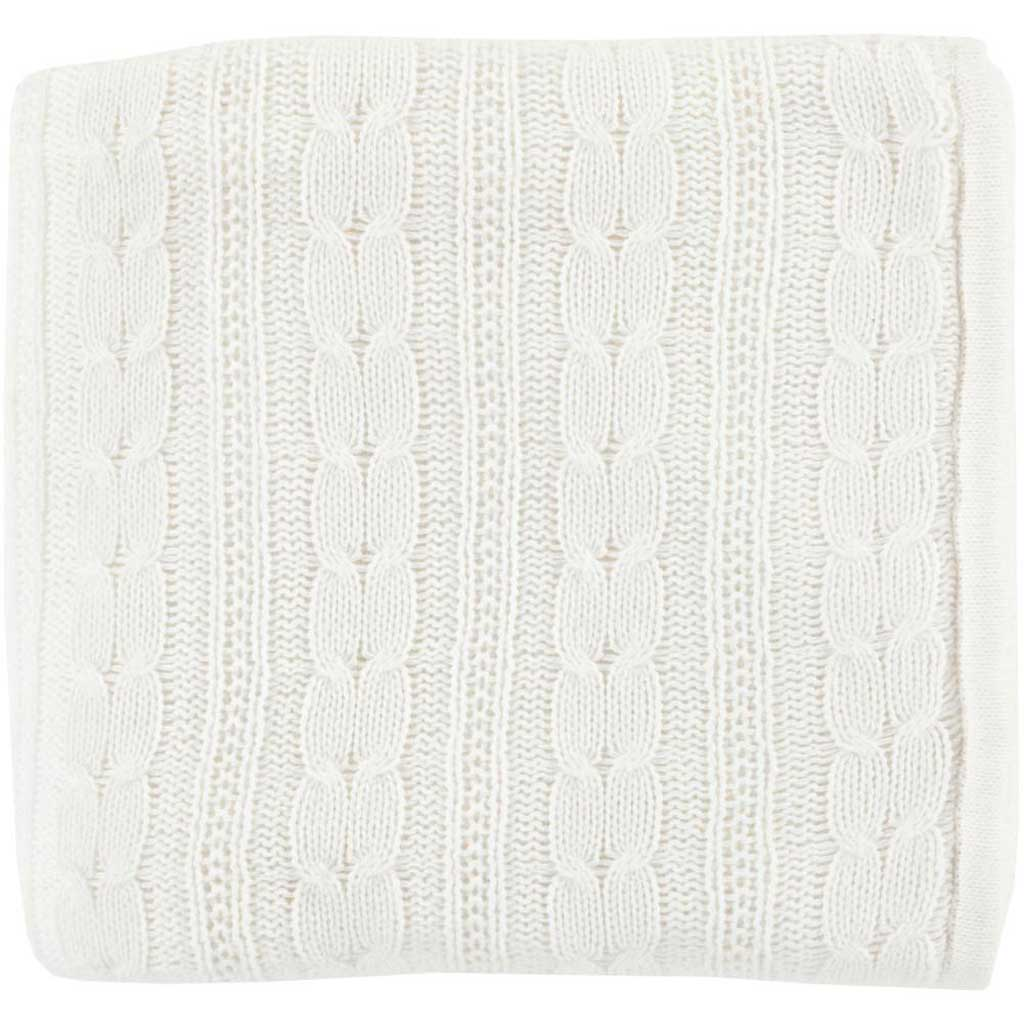 Tucker Textural Neutral Throw
