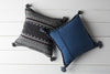 Trenza Cobalt/Navy Pillow