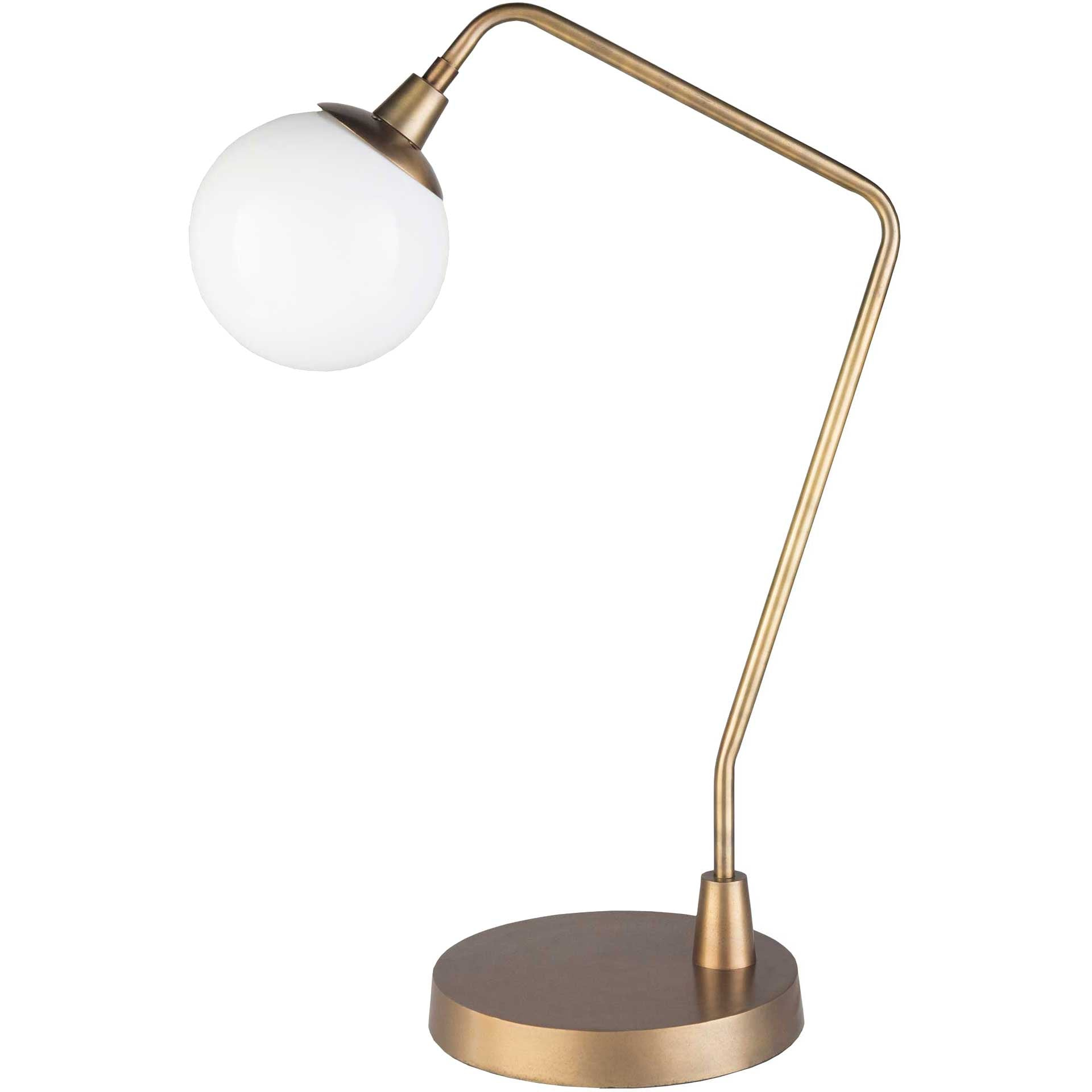 Uriel Table Lamp Brass