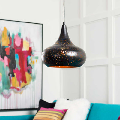 Valeria Ceiling Lamp Black