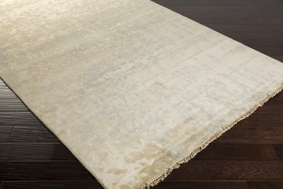 Watercolor Slate/Beige Area Rug