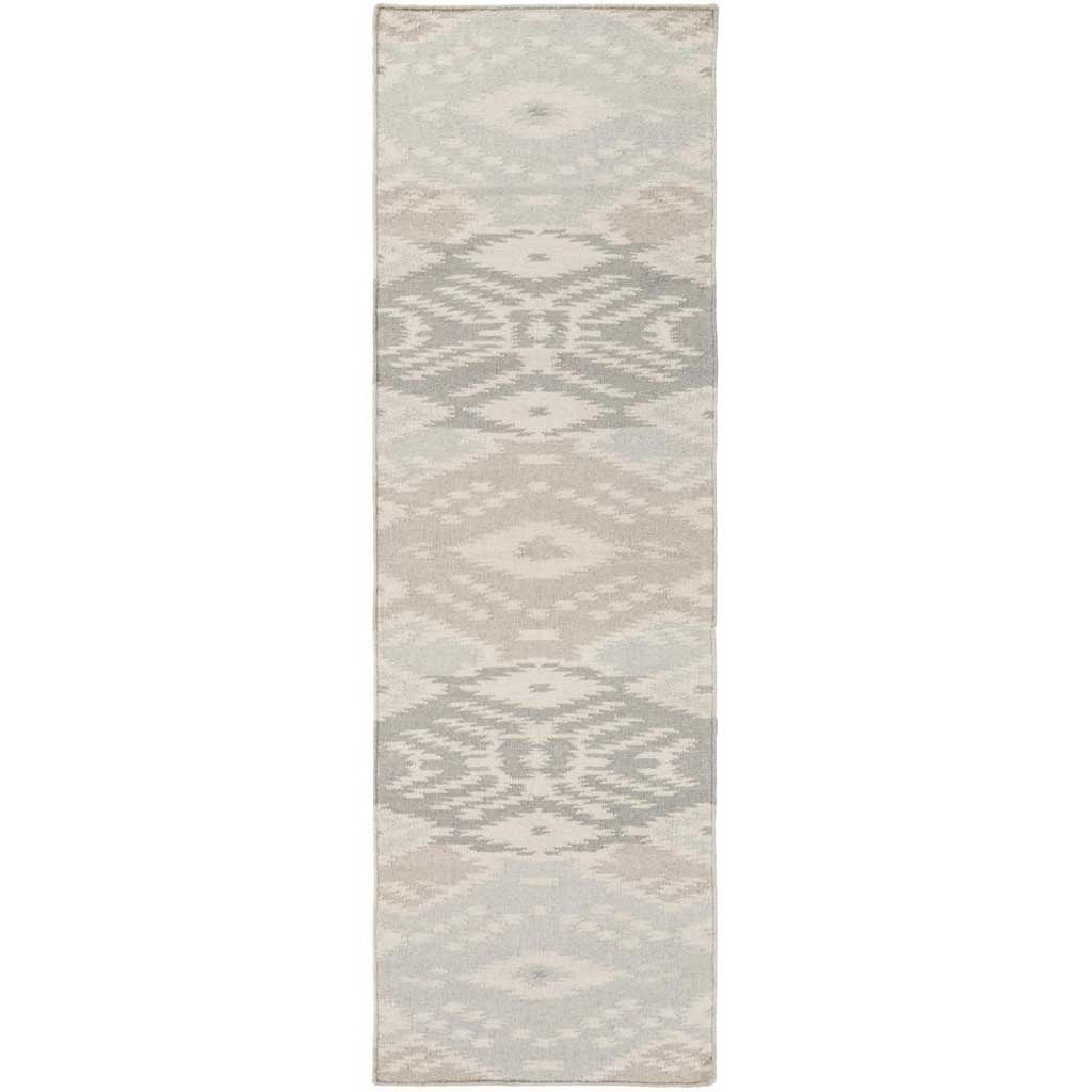 Wanderer Light Gray/Gray Runner Rug
