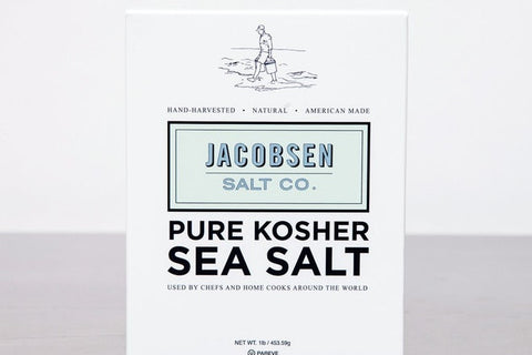 Jacobsen Pure Kosher Sea Salt