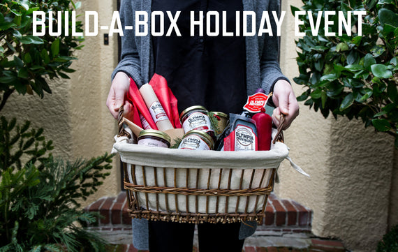 PDX Build A Box Holiday Event