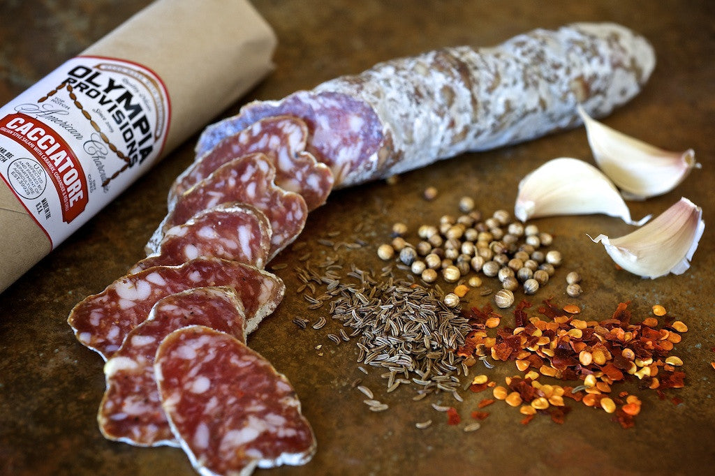 Salami of the Month Club