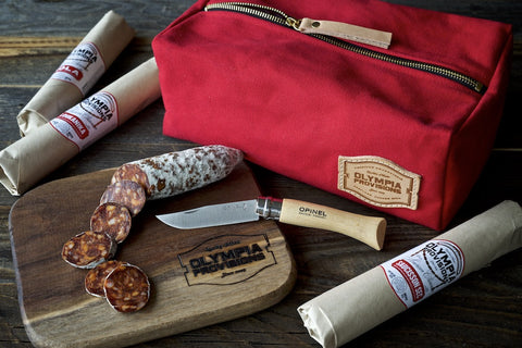 Dopp Kit Salami Set