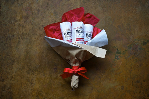 Chocolate Salami Bouquet