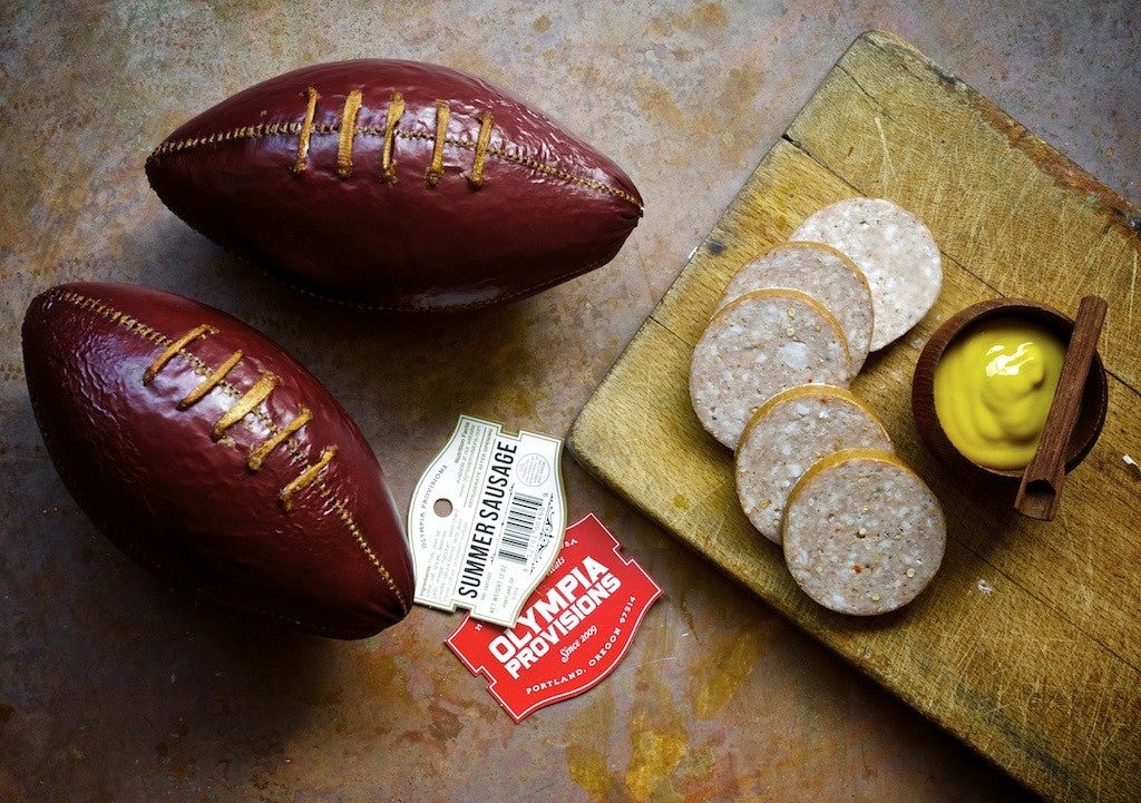 Summer Sausage Football