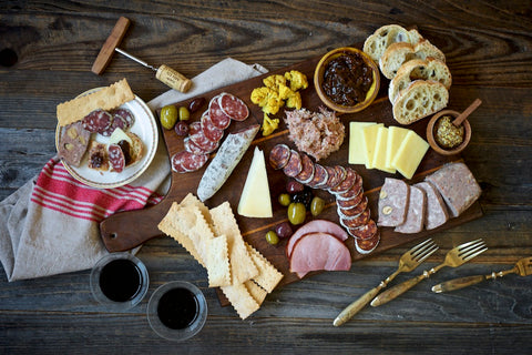 Charcuterie of the Month Club