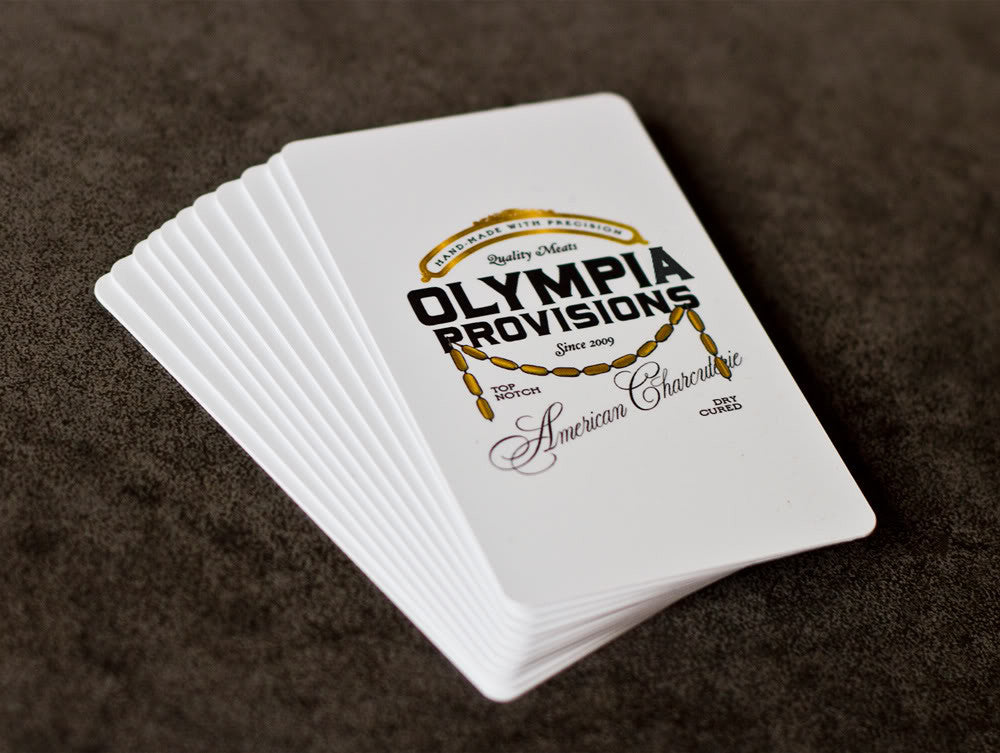Restaurant Gift Card | Olympia Provisions