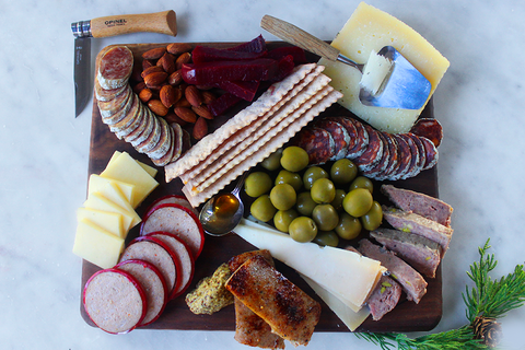 Grand Charcuterie Experience