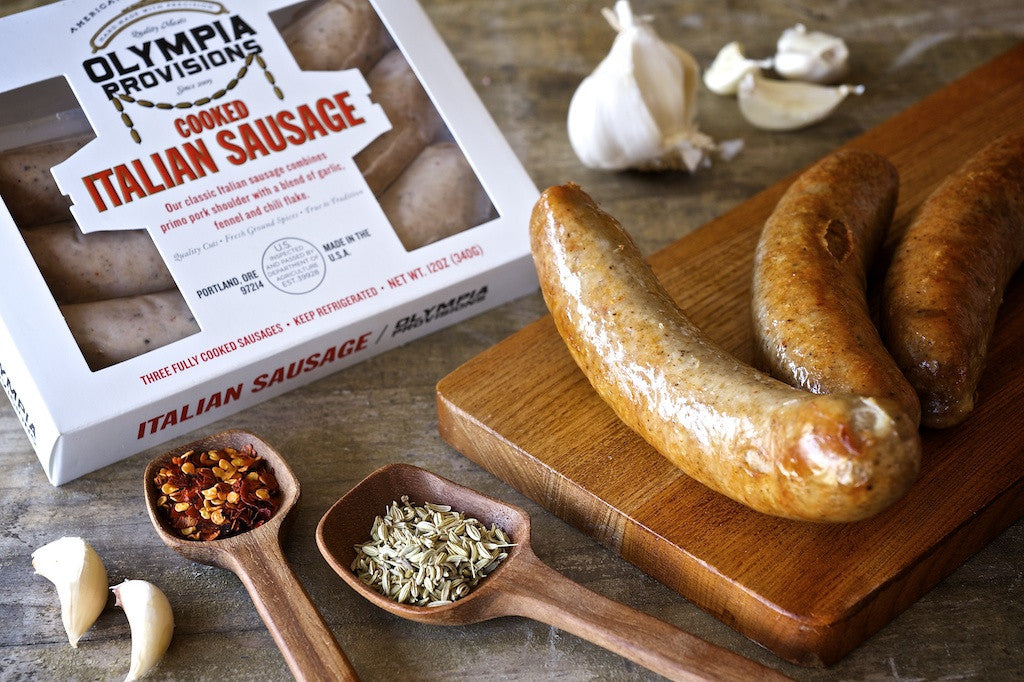 Gift 9 months: Sausage Postal Provisions