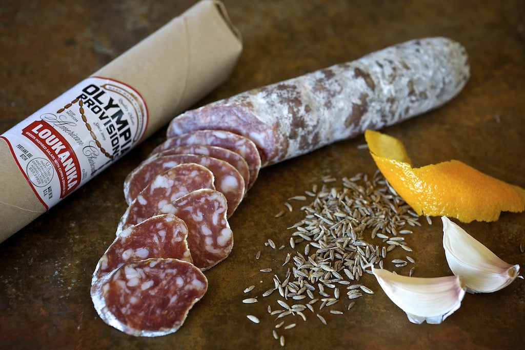 Gift 12 months: Salami Postal Provisions