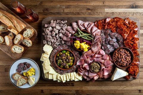 Charcuterie Board Catering