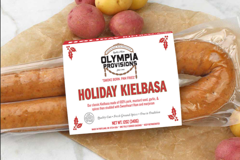 Holiday Kielbasa
