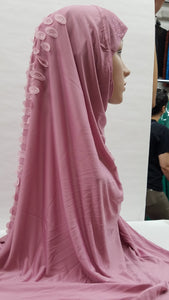 Hijab ~ Light Pink