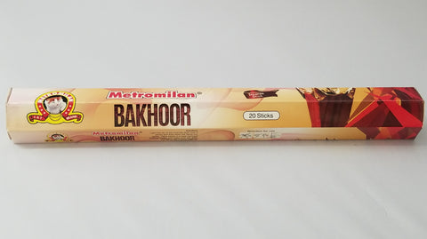 Incense - Bakhoor