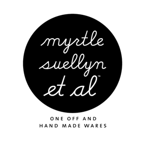 myrtle suellyn one off and handmade wares homewares art screenprinting custom made melbourne cushions tea towels