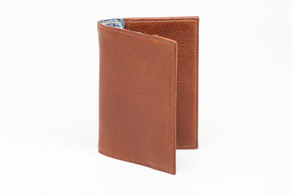 Passport Case - Whiskey