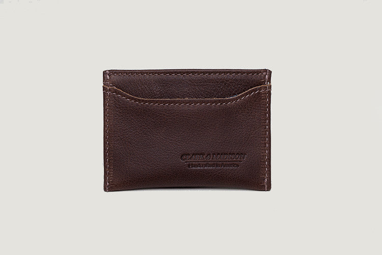Card Holder - Chocolate