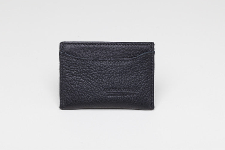 Card Holder - Coal