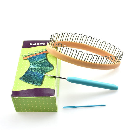 1 Set Weaving Socks Knitting Loom