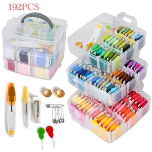 Embroidery Thread Floss Set 150 Colors