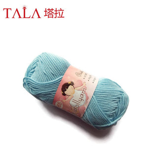 High quality Wool Yarn Doll Yarn