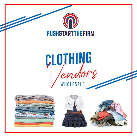 Clothing Vendor Wholesale