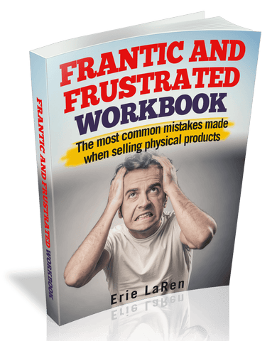 The frantic and frustrated workbook