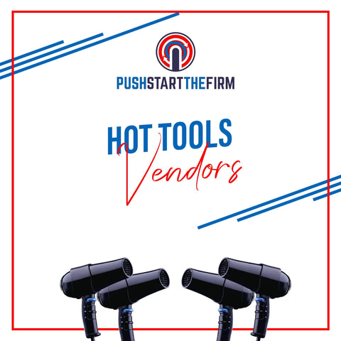 Hot Tools Vendors