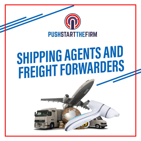 Freight forwarders and Shipping agents