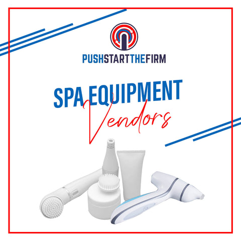 Spa Equipment Vendors