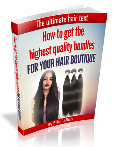 How to get the highest quality bundles For Your Hair Boutique