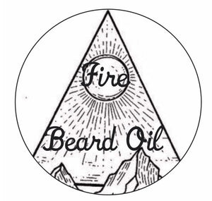 Fire Beard Oil