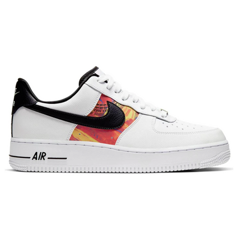 NIKE AIR FORCE 1 LOW VINTAGE MOSAIC WHITE